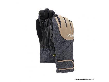 Rukavice Burton Approach Under Glove sandstruck/denim