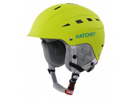 Helma na snowboard HATCHEY Vitall green
