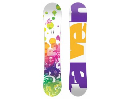 Snowboard Raven Lucy junior