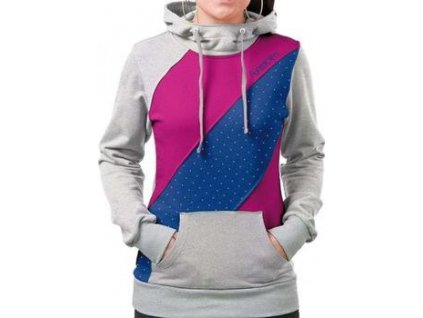 mikina Funstorm Boyne hood
