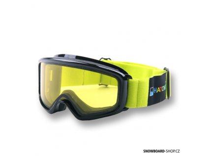Brýle Hatchey Optic junior black OTG