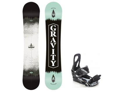 snowboard komplet gravity adventure s200