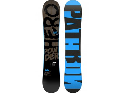 Snowboard Pathron Powder Hero