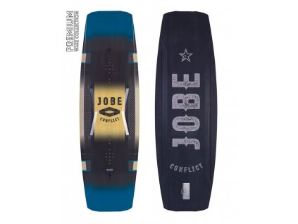 wakeboard Jobe Conflict blue 2017 127cm