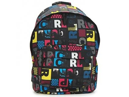 batoh Rip Curl Aquatypo Double Dome Solid black