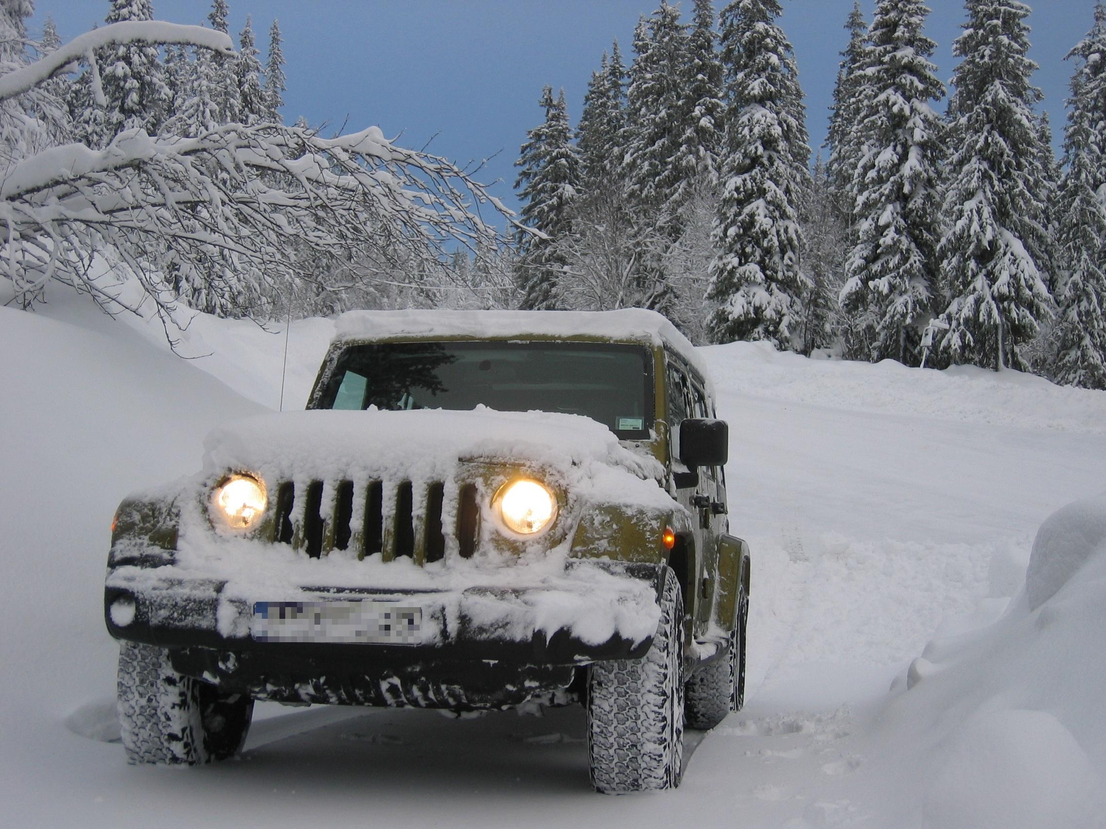 Odborné kurzy řízení v zimním období na ledu a sněhu