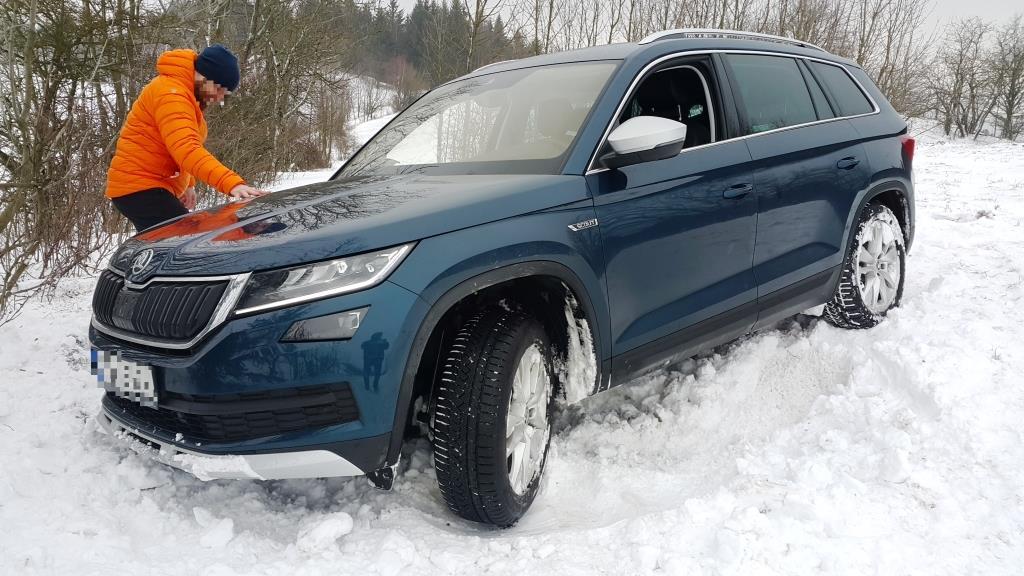 Kurzy jízdy v horském prostředí ve vlastním voze