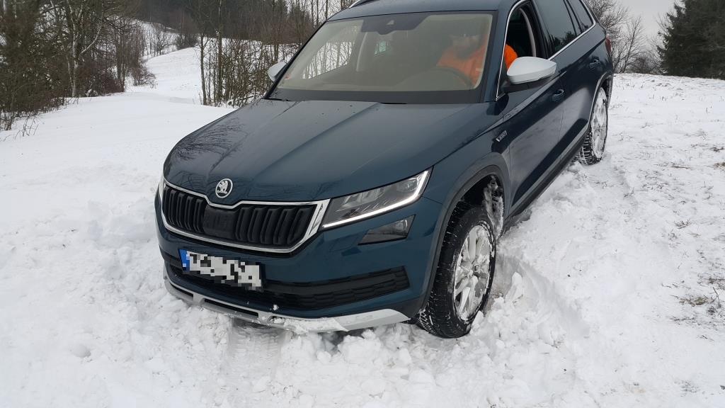 Kurzy jízdy v horském prostředí vlastním SUV vozem