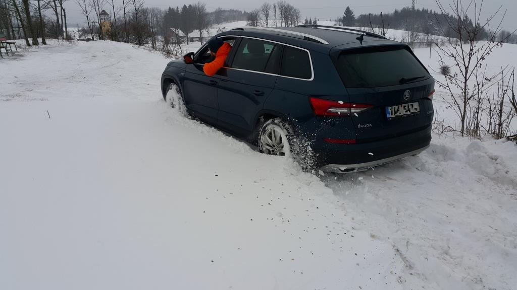 Kurzy jízdy v horském prostředí vlastním vozem