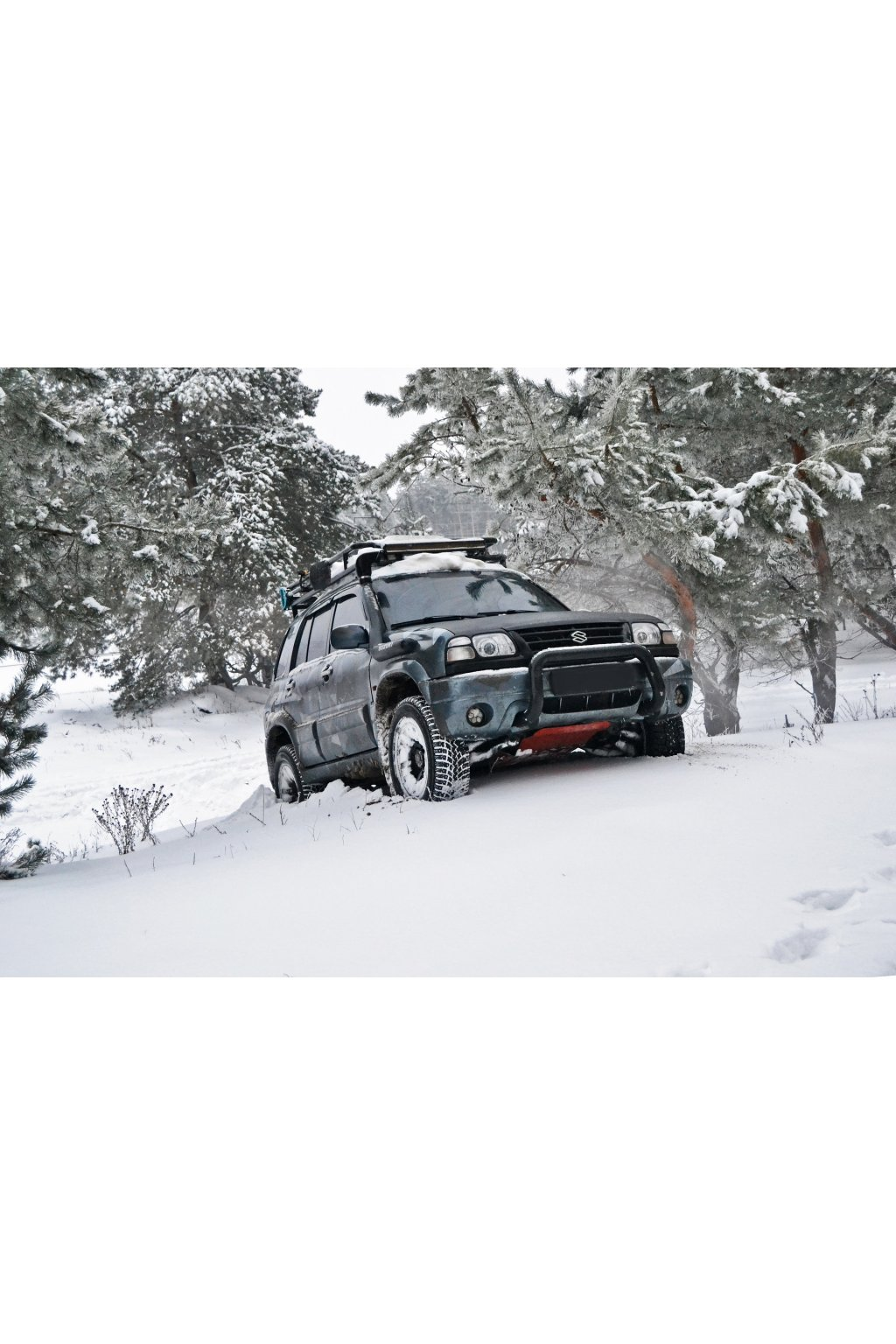 Kurz jizdy na snehu driving academy skola smyku zimni obdobi