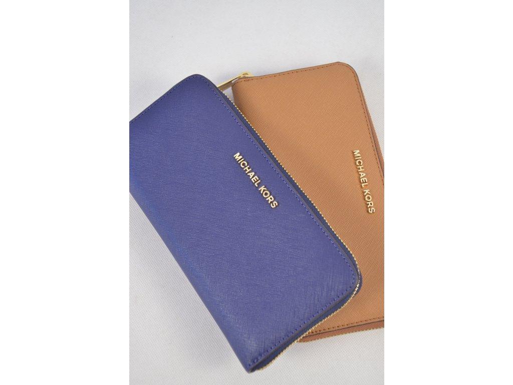 Peněženka MICHAEL KORS (Barva Modrá)