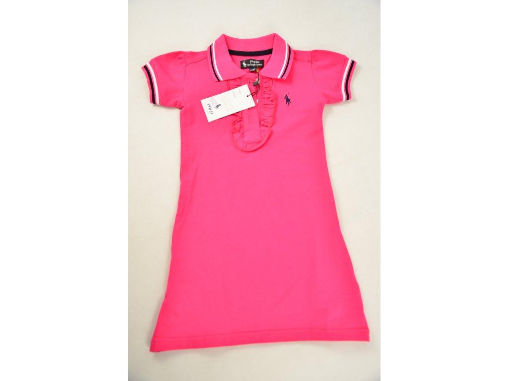 Holčičí šaty Ralph Lauren