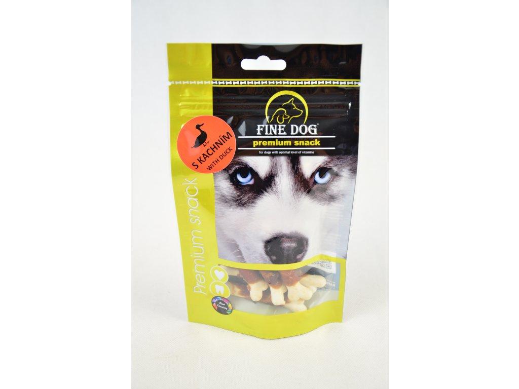PSÍ PAMLSKY - FINE DOG s kachním