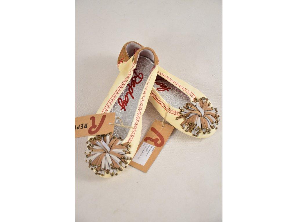 Dětské luxusní baleríny - Replay