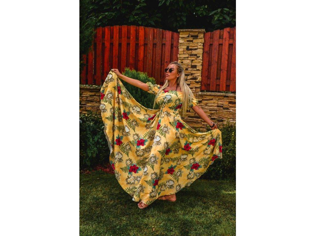 šaty VALENCIA