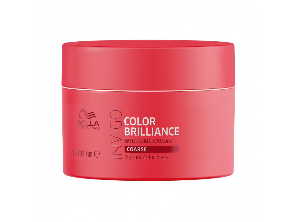 WellaProfessionals InvigoColorBrillianceVibrantColorMaskCoarse 150ml 1