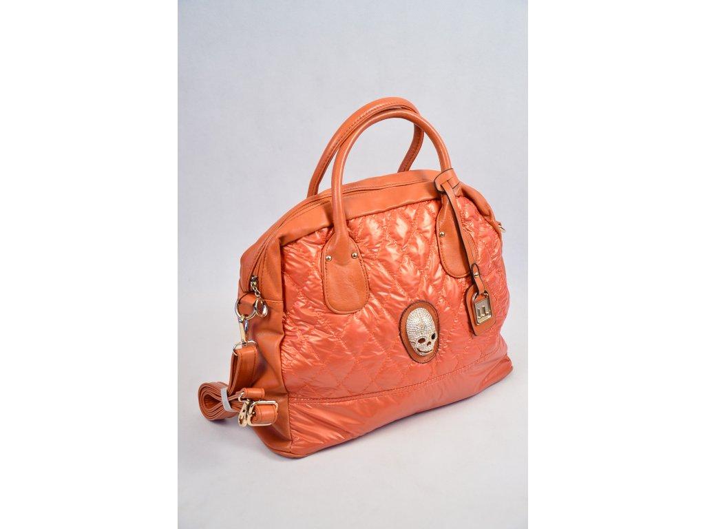 Luxusní kabelka s lebkou DUDLIN