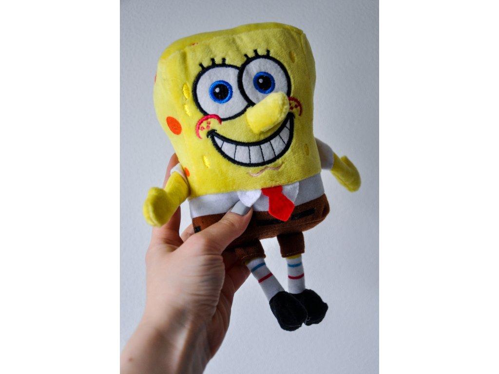 Plyšový Spongebob