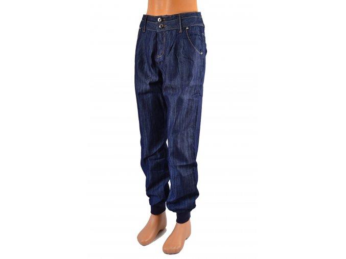 Jeansové haremky - SE.