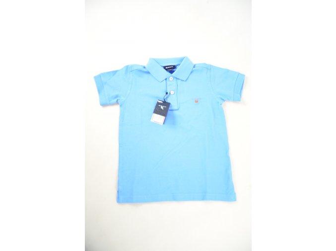 Modré triko - GANT