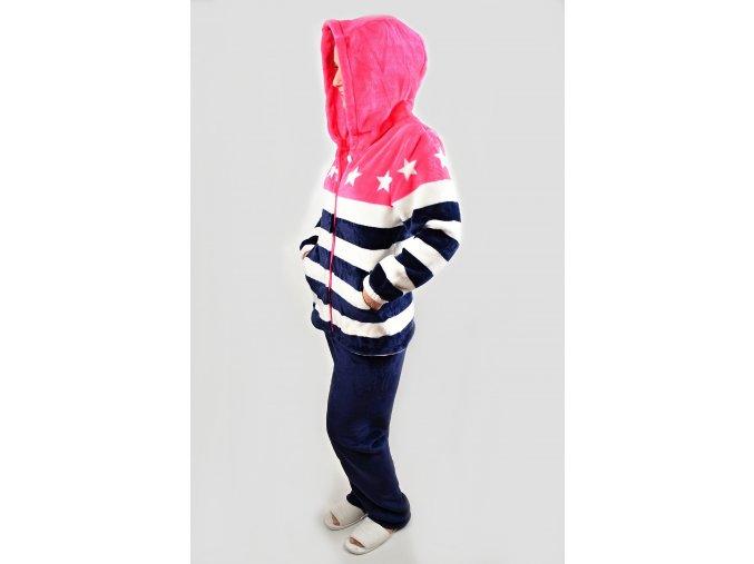 Teploučký domácí obleček | SNOW EAGLE