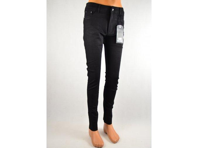 Černé elastické kalhoty - Snow Eagle