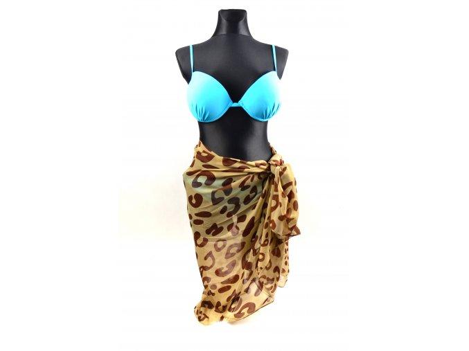 Velký šátek přes plavky IIIIII - Snow Eagle