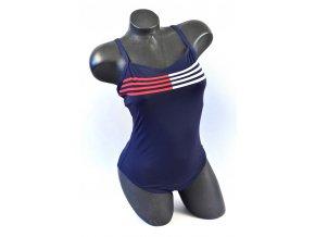 One-piece, kvalitní plavky Tommy Hilfiger, velikost M.