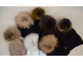 Pletené čepice značky Avanti