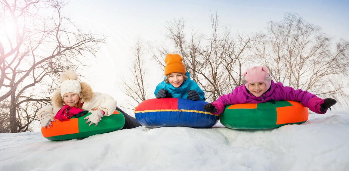 Snowtuby pro děti