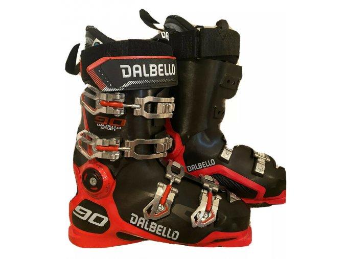 lyžáky Dalbello DS 90 vel. 10