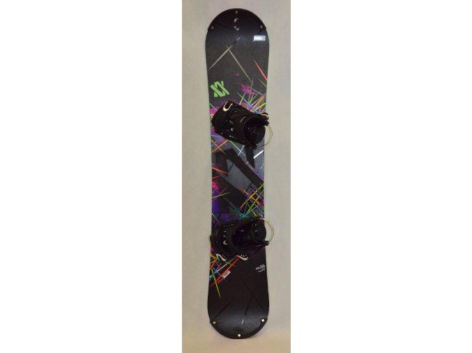 6380 snowboard volkl rental rocker 147 cm