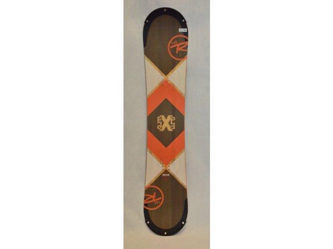 6389 snowboard rossignol exp 145 cm