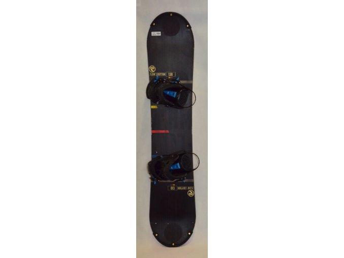 6413 snowboard flow rhythm 130 cm