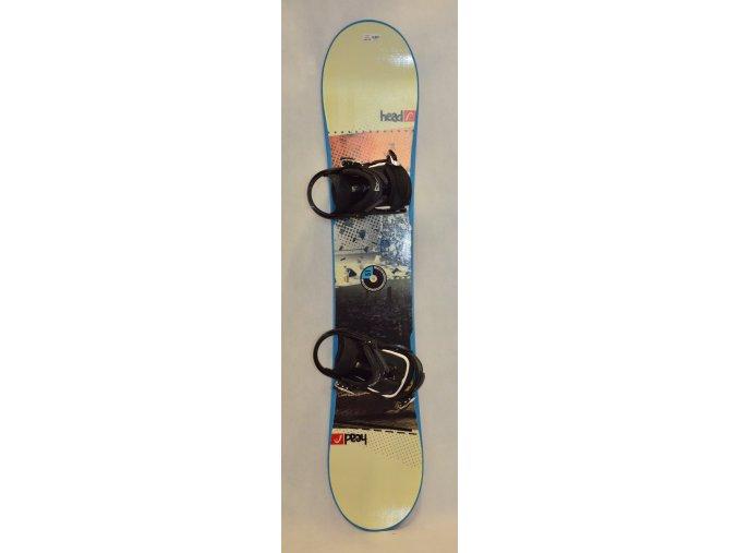 6458 snowboard head 151 cm