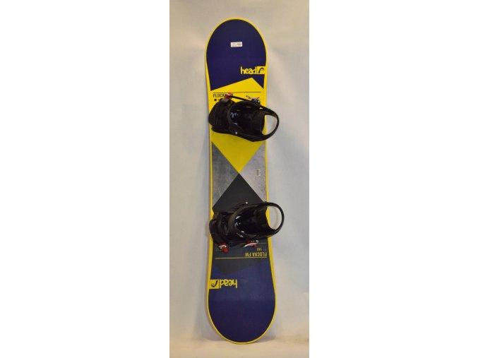 6809 snowboard head flocka 140 cm