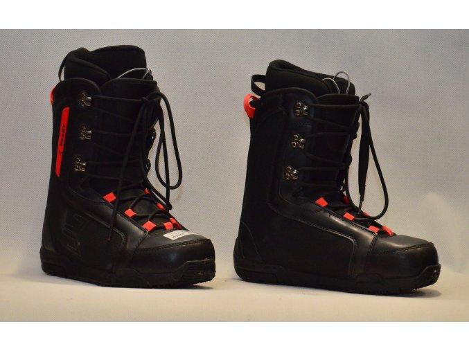 6890 boty na snowboard beany velikost 7 5