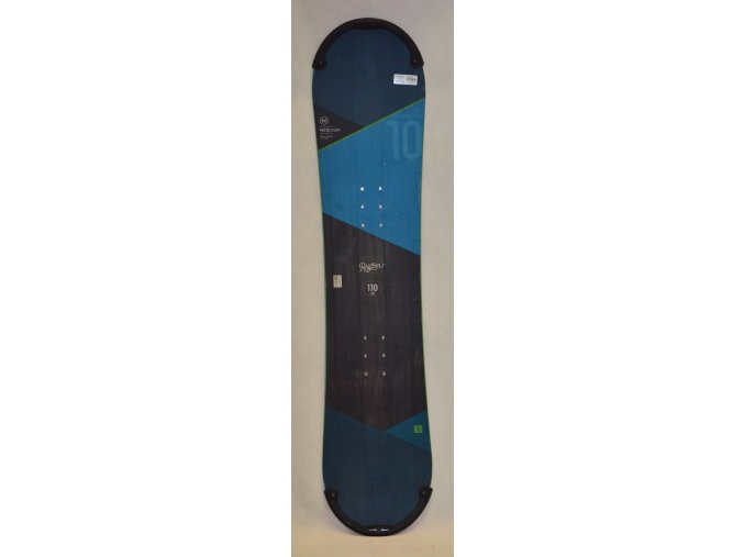 7994 snowboard nidecker rhythm 110 cm