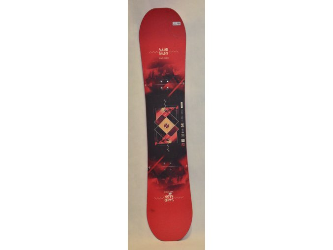 8021 snowboard salomon card wild 150 cm