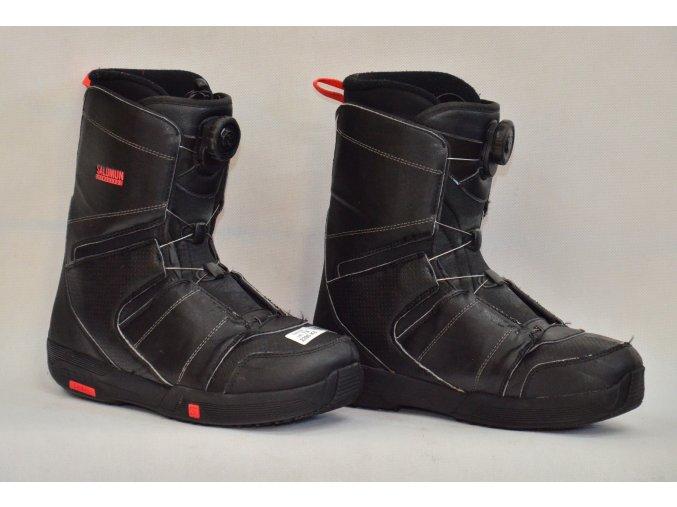 8036 boty na snowboard salomon velikost 7 5