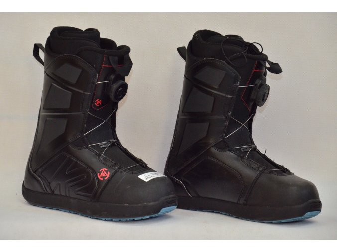8099 boty na snowboard k2 velikost 6
