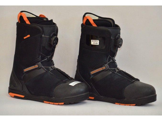 boty na snowboard Head velikost 10,5