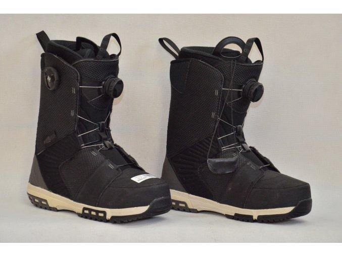boty na snowboard Salomon velikost 7