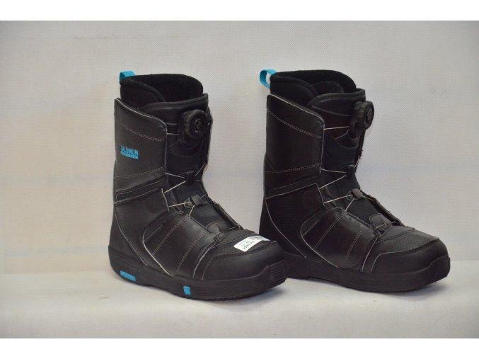boty na snowboard Salomon velikost 4,5