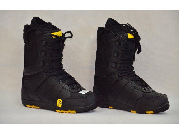 boty na snowboard Nidecker velikost 5