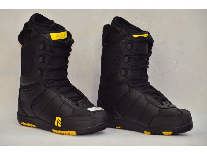boty na snowboard Nidecker velikost 5,5