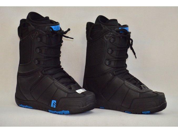 boty na snowboard Nidecker velikost 8,5