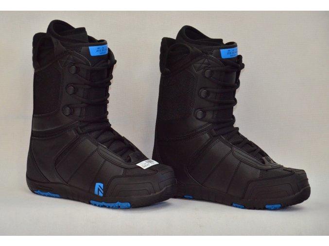 8168 boty na snowboard nidecker velikost 8 5