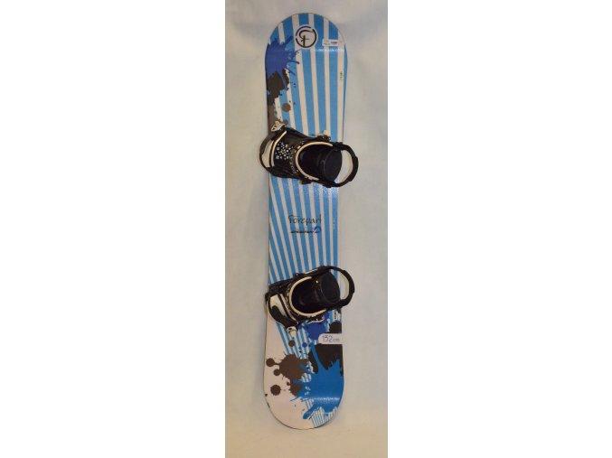 8249 snowboard forepart 132 cm