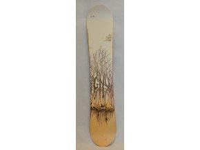 6356 snowboard gnu chb 153 cm